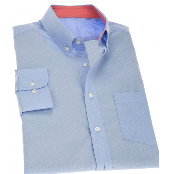 Camisa Zenfields Azul